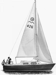 Illustration av S-20 i profil